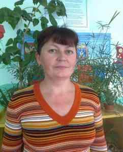 Ефимова Валентина Александровна